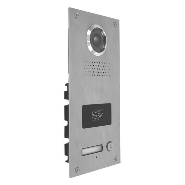 Balter Neostar Video Türsprechanlage Unterputz/Aufputz-Türstation ...