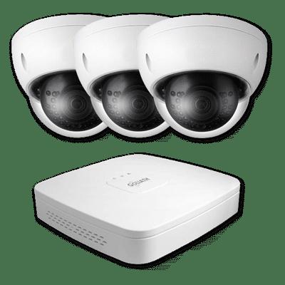 IP Überwachungskameras von Goliath