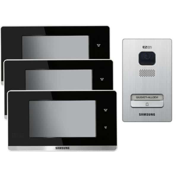 Samsung Video Türsprechanlage
