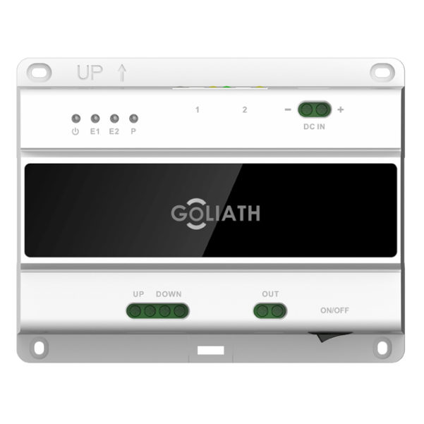 GOLIATH IP & 2-Draht Modul