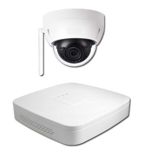 GOLIATH IP Dome Videoüberwachung
